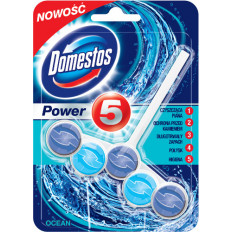 Kulki WC Domestos POWER 5 OCEAN