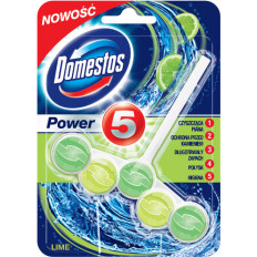 Kulki WC Domestos POWER 5 ORANGE