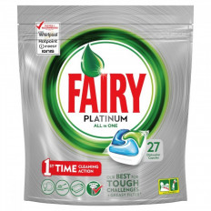 Kapsulki do zmywarki Fairy Platinum a'27